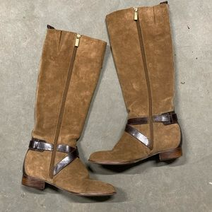 Louise et Cie | Lienz Suede Knee High Boots 7